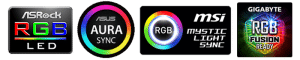 RGB Technologies Supported