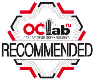 Recommended by OCLab.ru