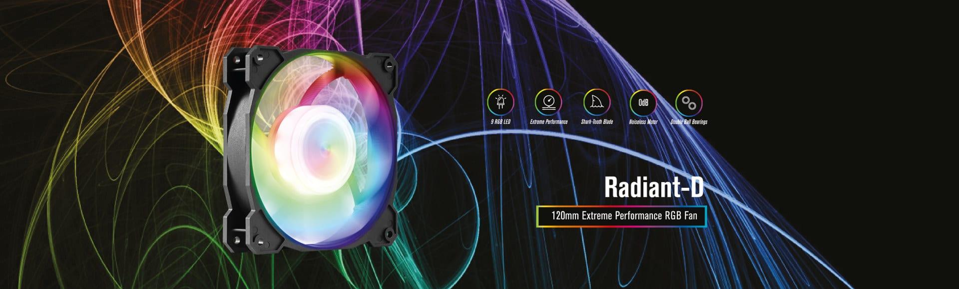 Radiant-D Slider