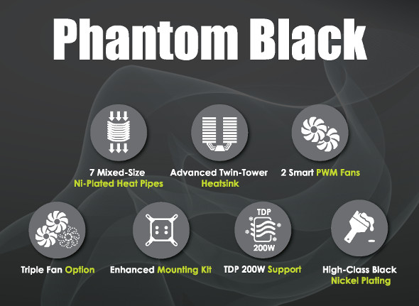 Phantom Black