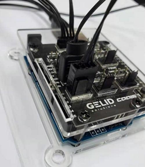 CODI6 PWM Connection