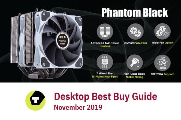 Phantom Black on Tweakers