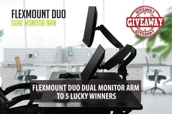 FlexMount Duo Giveaway