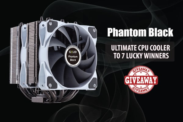 Phantom Black Giveaway