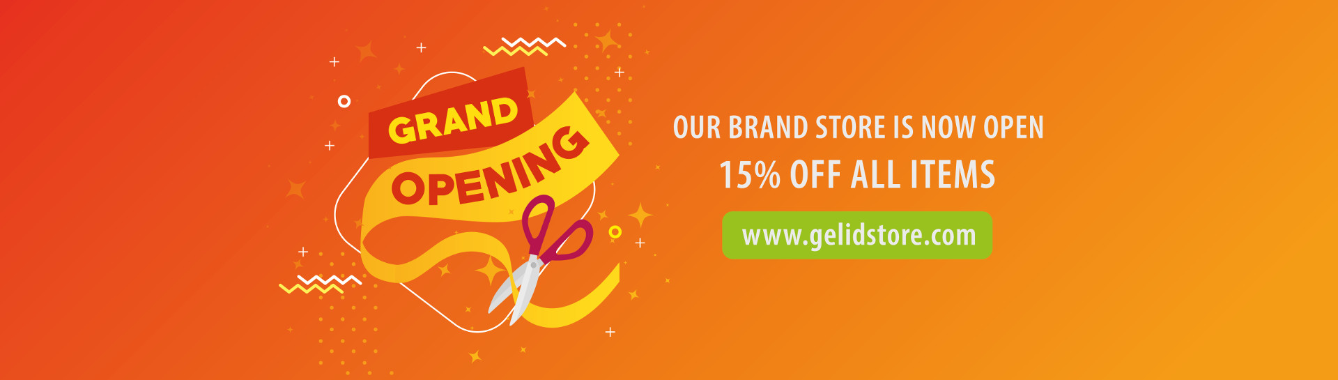 GELID Store Grand Opening