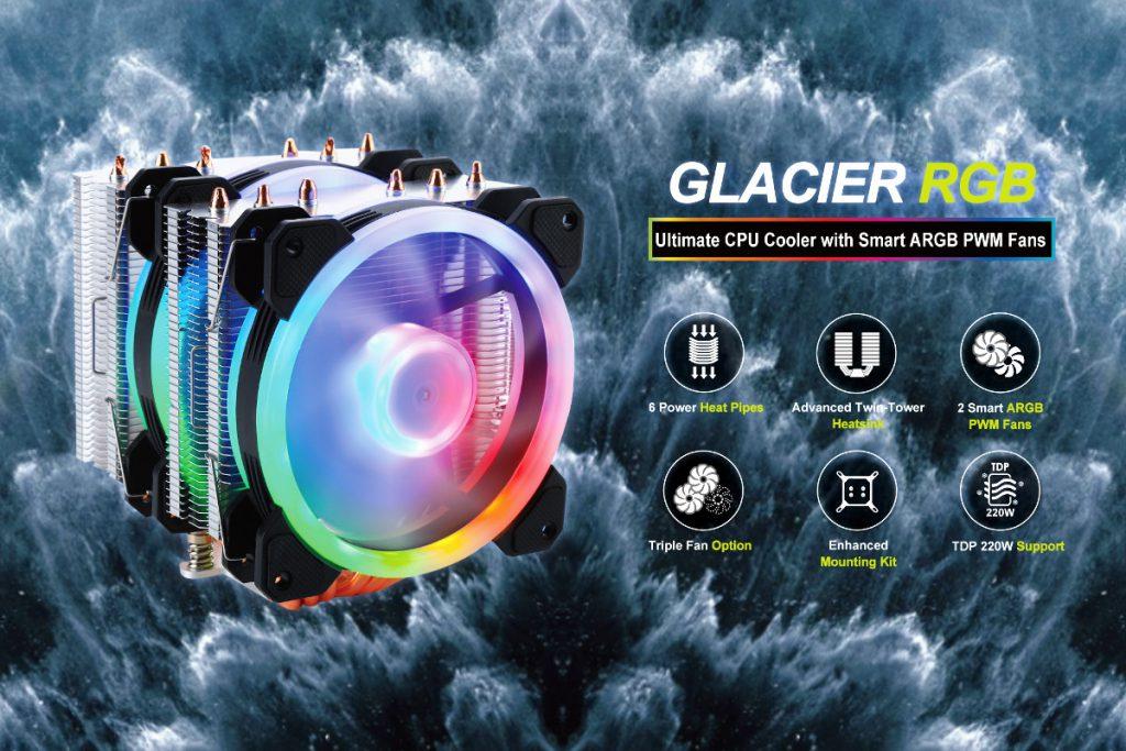 GLACIER RGB
