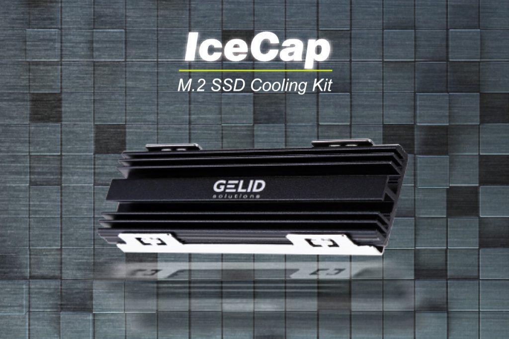 IceCap SSD Cooler