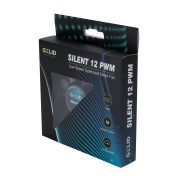 Silent 12 PWM Black