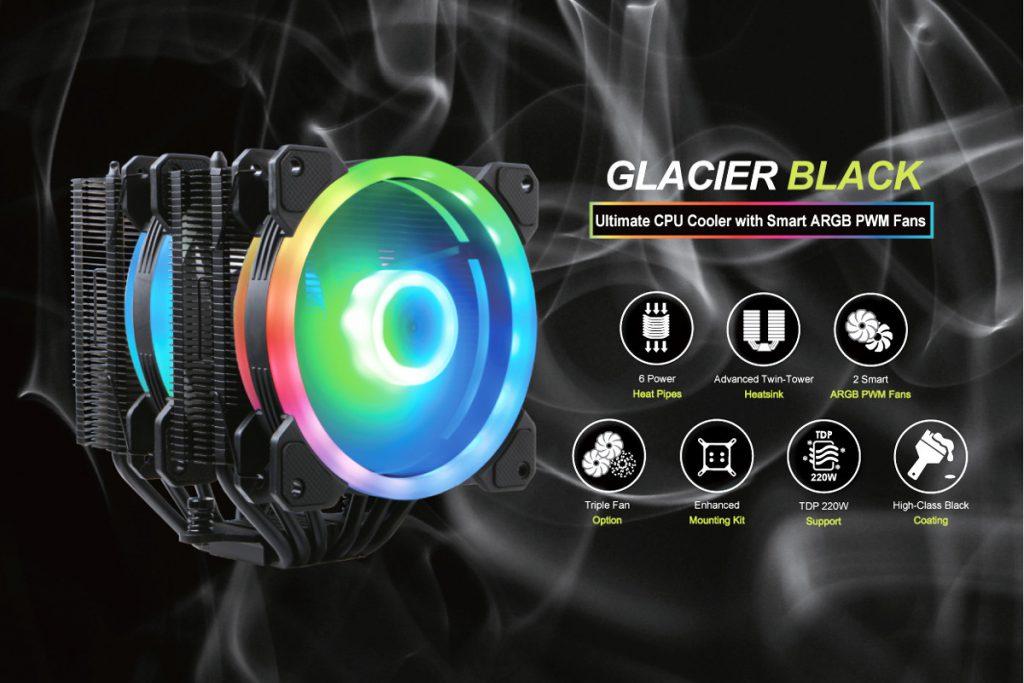 GLACIER BLACK